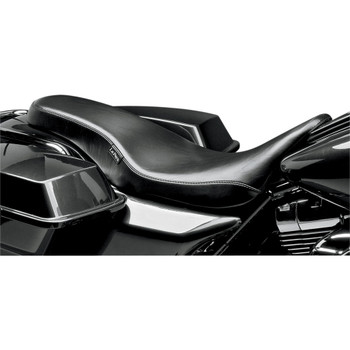 LePera Cobra Full-Length Seat for 2008-2020 Harley Touring - Smooth