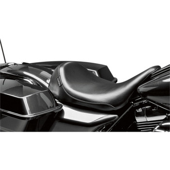 LePera Silhouette Solo Seat for 2008-2020 Harley Touring - Smooth