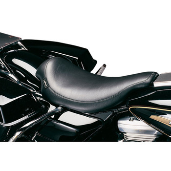 LePera Silhouette Solo Seat for 2002-2007 Harley FLHR - Smooth