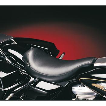 LePera Silhouette Solo Seat for 1997-2001 Harley FLT/FLTR/FLHT - Smooth