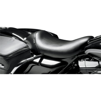 LePera Bare Bones Solo Seat for 1997-2001 Harley FLHR - Smooth