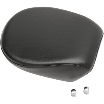 "LePera Bare Bones Deluxe 10.75"" Pillion Pad for 2002-2007 Harley FLHT"