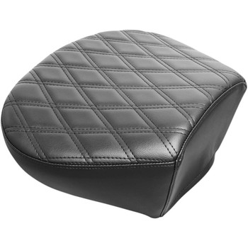 LePera Monterey Sport Pillion Pad for 2008-2020 Harley Touring - Double Diamond