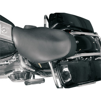 Danny Gray Buttcrack Solo Seat for 1997-2007 Harley Touring - Smooth