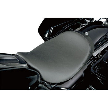 Danny Gray Weekday Solo Seat for 2008-2020 Harley Touring - Smooth