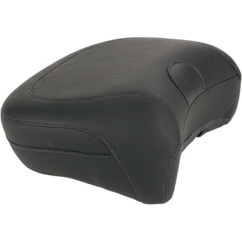 Mustang Wide Touring Passenger Seat for 2009-2020 Harley Touring - Vintage