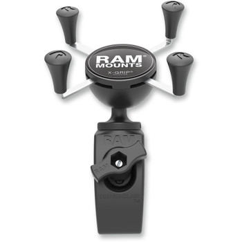 RAM Tough-Claw Mount kit with Universal X-Grip Phone Cradle - Regular Size