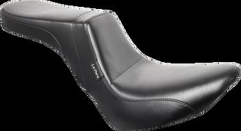 LePera Daytona Two-Up Seat for 2018-2020 Harley Street Bob - Smooth