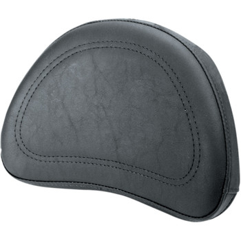 Saddlemen Sissy Bar Pad for Explorer Seats - Half Moon