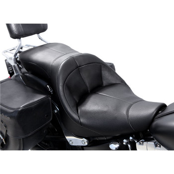 Danny Gray TourIST 2-Up Air Seat for 2006-2017 Harley Softail FXST/FLST