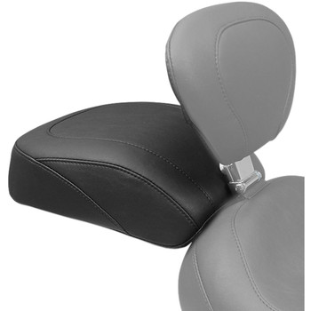 Mustang Black Wide Tripper Rear Seat for 2018-2020 Harley Breakout - Vintage
