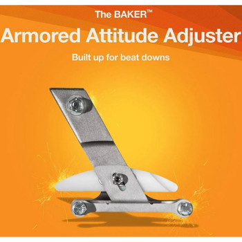 Baker Armored Attitude Adjuster Primary Chain Tensioner for Harley Big Twin