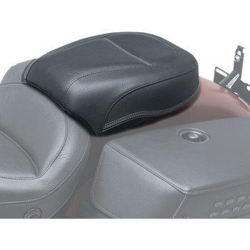 Mustang Max Profile Rear Touring Seat for 2018-2020 Harley FLDE/FLHC - Original Stitch