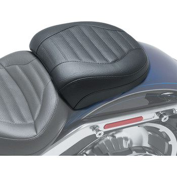 Mustang Rear Touring Seat for 2018-2020 Harley Fat Boy FLFB - Tuck N Roll
