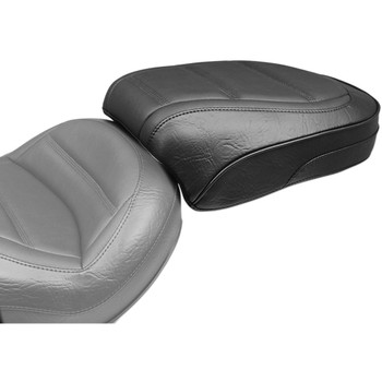 Mustang Rear Touring Seat for 2018-2020 Harley Softail Slim FLSL - Quad Stitch