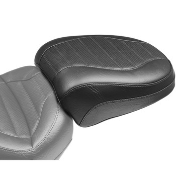 Mustang Rear Touring Seat for 2018-2020 Harley Softail Breakout - Tuck N Roll