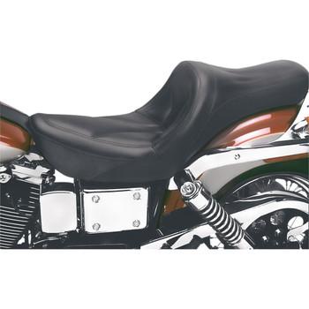 Saddlemen King Seat for 1996-2003 Harley Dyna Wide Glide FXDWG