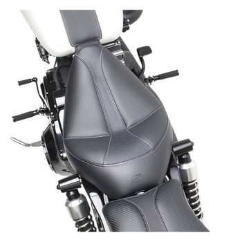 Saddlemen Dominator Solo Seat for 1996-2003 Harley Dyna