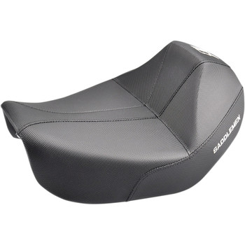 Saddlemen 1WR Performance Gripper Seat for 2006-2017 Harley Dyna