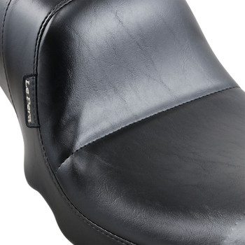 LePera Daytona Sport Seat for 2006-2017 Harley Dyna - Smooth