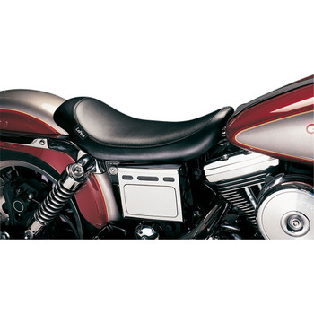 LePera Silhouette Solo Seat for 1996-2003 Harley Dyna Wide Glide FXDWG