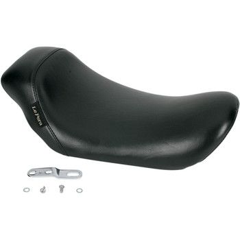 LePera Bare Bones Solo Seat for 2004-2005 Harley Dyna - Smooth