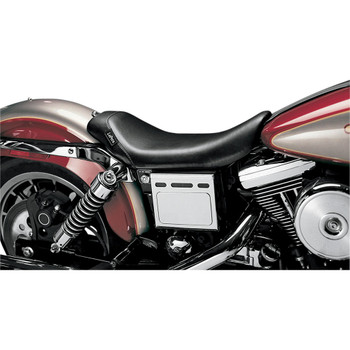 LePera Bare Bones Solo Seat for 1996-2003 Harley Dyna - Smooth