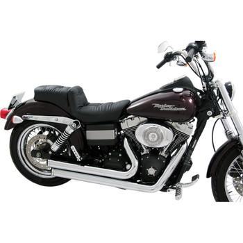 Mustang Regal Duke Pillow Seat for 2006-2017 Harley Dyna