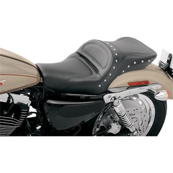 Saddlemen Explorer Special Seat for 2004-2020 Harley Sportster - 4.5 Gal. Tank