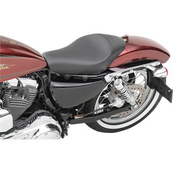 Saddlemen S3 Super Slammed Solo Seat for 2004-2020 Harley Sportster