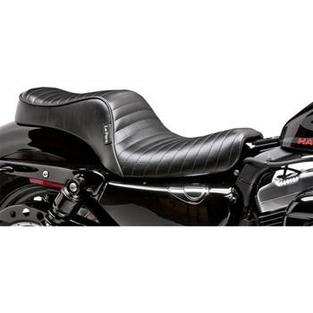LePera Cherokee Seat for 2004-2020 Harley Sportster - Pleated