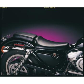 LePera Silhouette LT Pillion Pad for 1982-2003 Harley Sportster