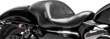 LePera Aviator Up-Front Solo Seat for 2004-2020 Harley Sportster w/ 3.3 Gal. Tank