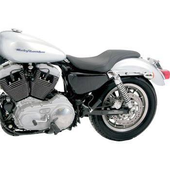 Mustang Tripper Fastback Seat for 2010-2020 Harley Sportster - Vintage