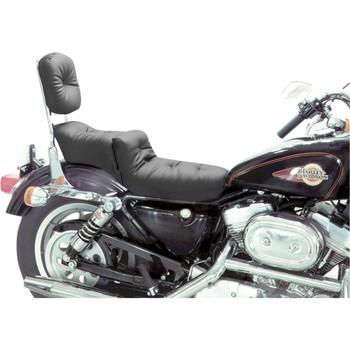 Mustang Regal Duke Pillow Seat for 1996-2003 Harley Sportster