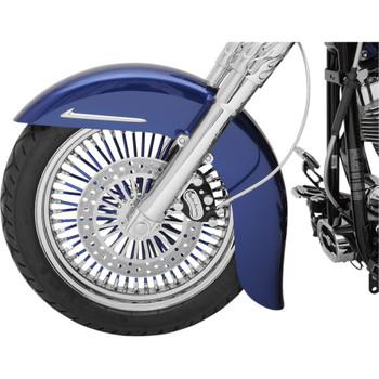 Klock Werks Benchmark Front Fender for 2000-2017 Harley Softail & Custom