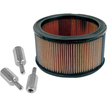 S&S High-Flow Air Filter for S&S Super E & G Carbs