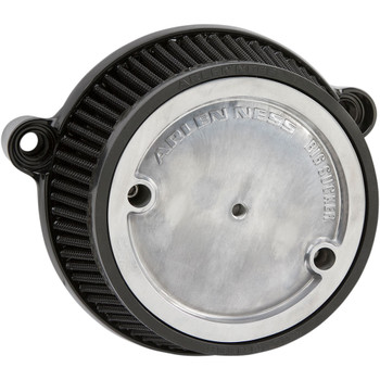Arlen Ness Big Sucker Air Cleaner for 2018-2020 Harley Softail with OEM Cover - Black