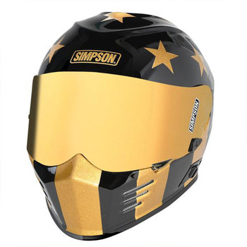 Simpson Ghost Bandit Helmet Limited Edition - Ponyboy