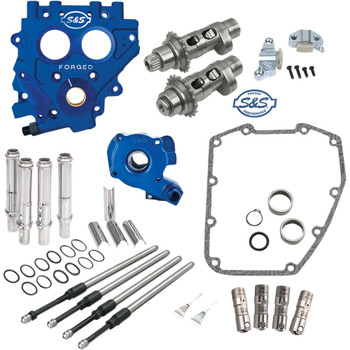 S&S 583 EZ Start Chain-Drive Camchest Kit for 2007-2017 Harley Twin Cam
