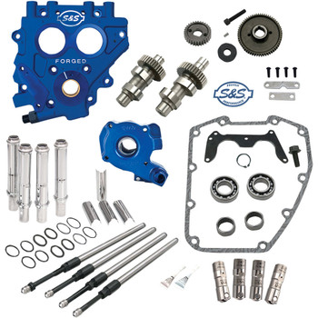 S&S 510 Gear-Drive Camchest Kit for 1999-2006 Harley Twin Cam