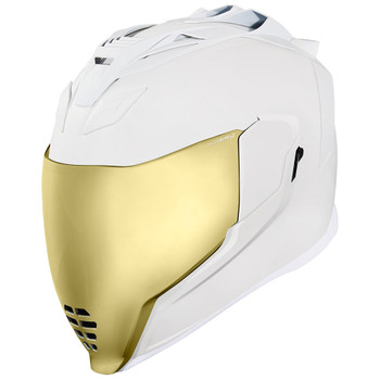Icon Airflite Helmet - Peace Keeper White