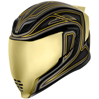 Icon Airflite Helmet - El Centro Black