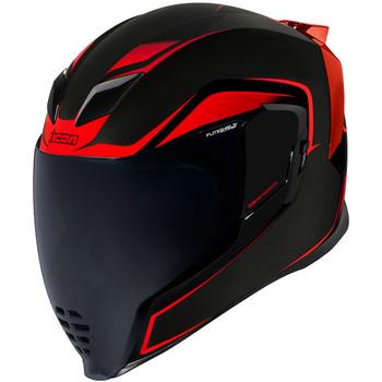 Icon Airflite Helmet - Peace Keeper Red