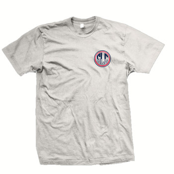 Get Lowered RWB Emblem Shop T-Shirt