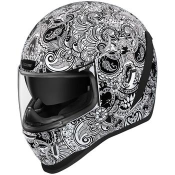 Icon Airform Helmet - Chantilly White