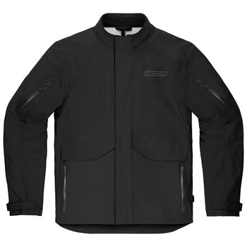 Icon Stormhawk Jacket - Black