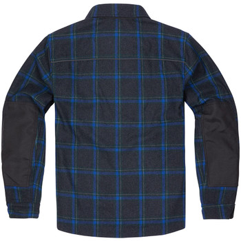 Icon Upstate Riding Flannel - Blue