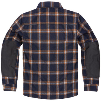 Icon Upstate Riding Flannel - Orange