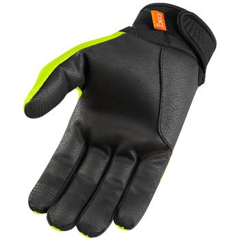 Icon Anthem 2 CE Gloves - Hi Viz